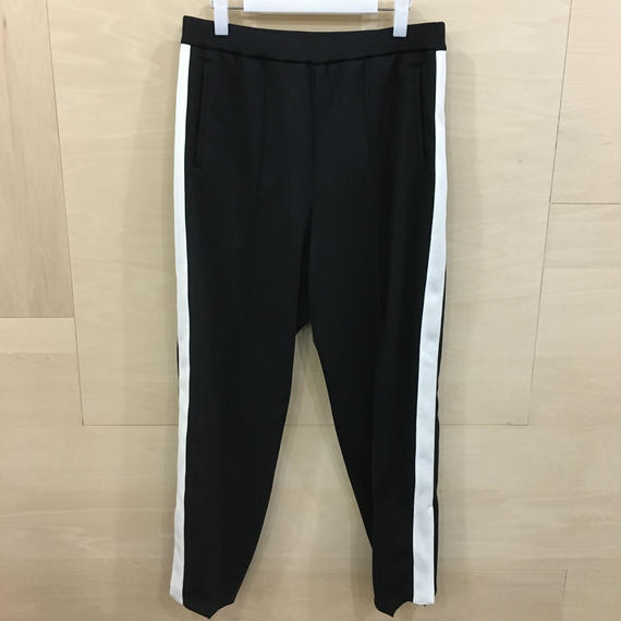 Graphpaper / GM191 40017 / Jersey Track Pants (BLACK)