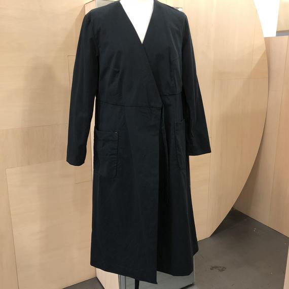 YAECA / 97557 ワークカシュクール (BLACK)