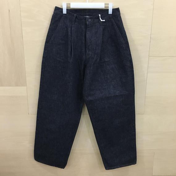 Graphpaper  / GM183 40064B /  Colorfast Pants (INDIGO)