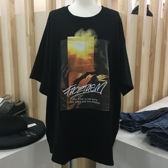 FACETASM / ビッグTシャツ / CHG-TEE-U13