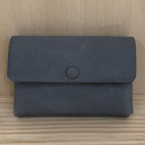Aeta / DA18 / CARD CASE (GRAY/NATURAL)