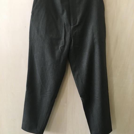 COLTESSE / Pant WAI / AW17-PANT-BAG-B