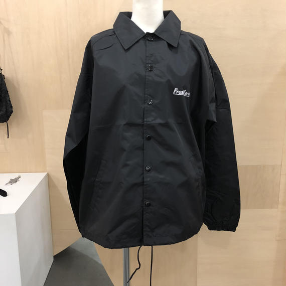 FreshService / FSW 18 CT 02 / CORPORATE COACH JACKET (BLACK)