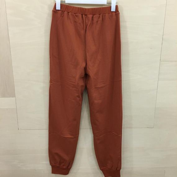 Graphpaper  / GL183 40036 / Sweat Pants (BRICK)