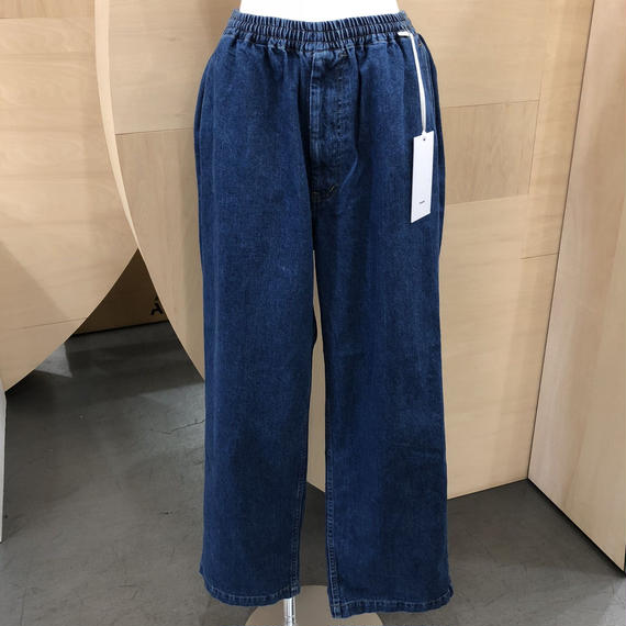Graphpaper / Denim Baggy Pant SX / GM181-40048B