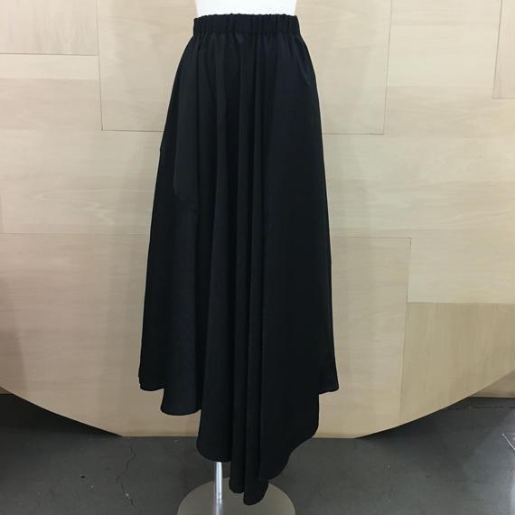 bedsidedrama  / bsd 18SS 15 / ビックスターサーキュラースカート (2 size)