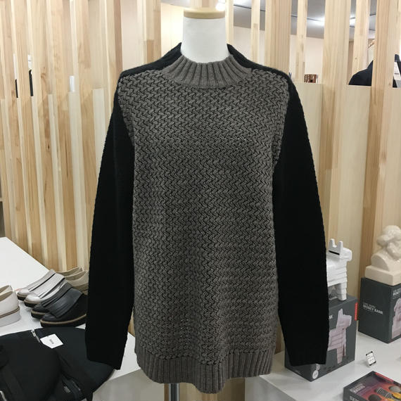 FFIXXED STUDIOS / DS SWEATER / AW17-M059