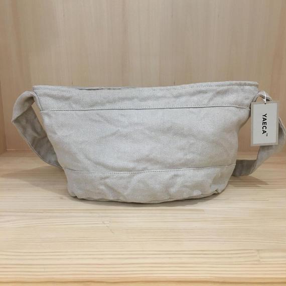 YAECA / 48901 / メッセンジャーバック (NATURAL)