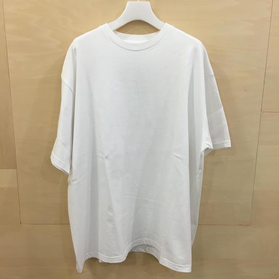 Graphpaper / GU181 70065B / S/S Oversized Tee (WHITE)