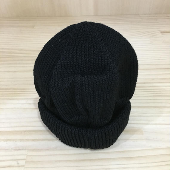 Nine Tailor / N 266 / Weft Knit Watch (BLACK)