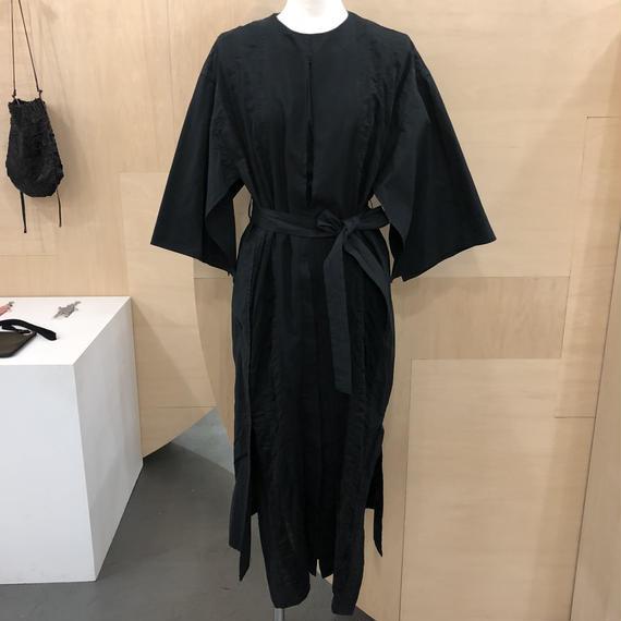 COSMIC WONDER /  07CW17148 / うみ羽衣の有機栽培四光衣 (BLACK)