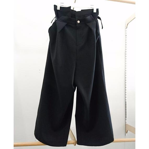 AQUVI WARDROBE  / CONTROL WIDE PANTS (casa gucca別注)