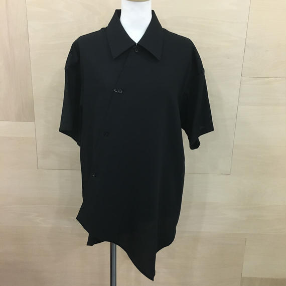 ETHOSENS / E118 102 / SHIRT (BLACK)