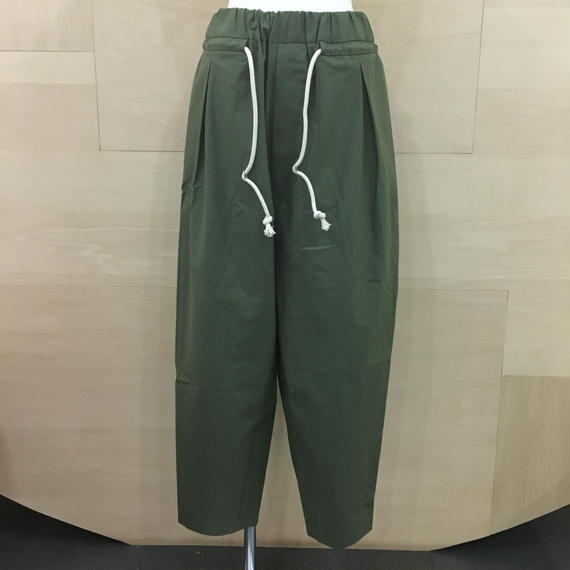 HOUSE OF THE VERY ISLAND'S / ワイドパンツ (GREEN)
