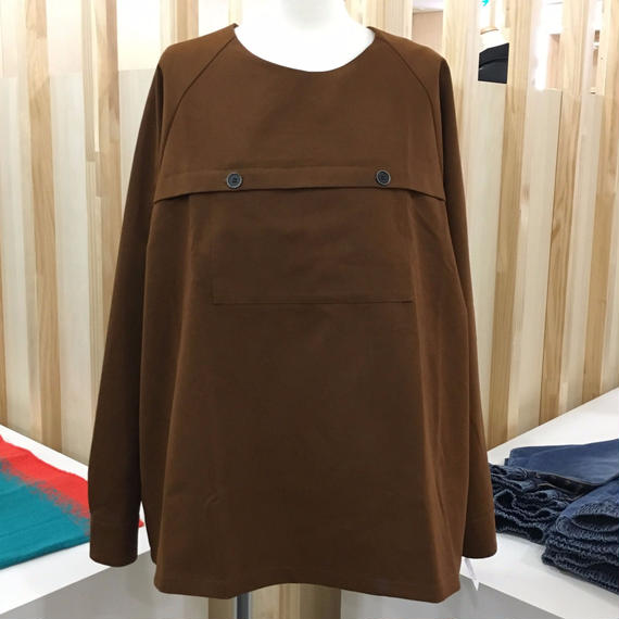HOUSE OF THE VERY ISLAND'S / プルオーバー (BROWN)