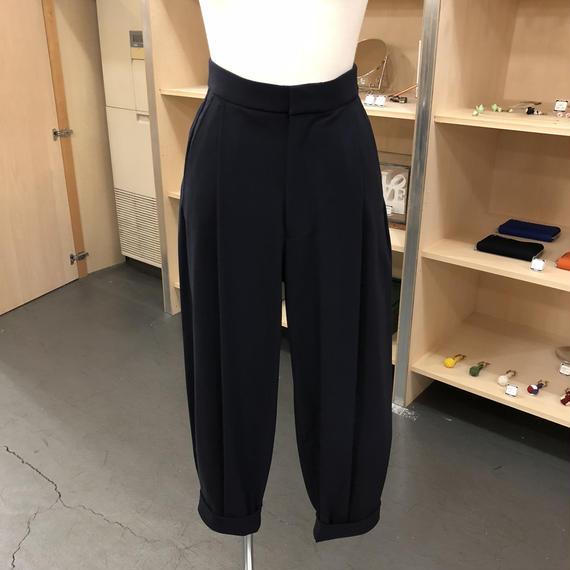 Graphpaper / GL181 40022 / Meryl Nylon Stretch Pants (NAVY)