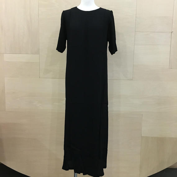 HENRIK VIBSKOV / PSS19 F304 / Overdue Dress (BLACK)