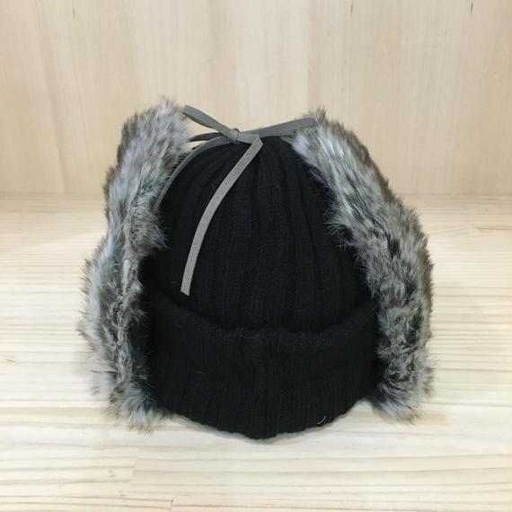 Nine Tailor / N 294 / Landing Knit Watch (BLACK)