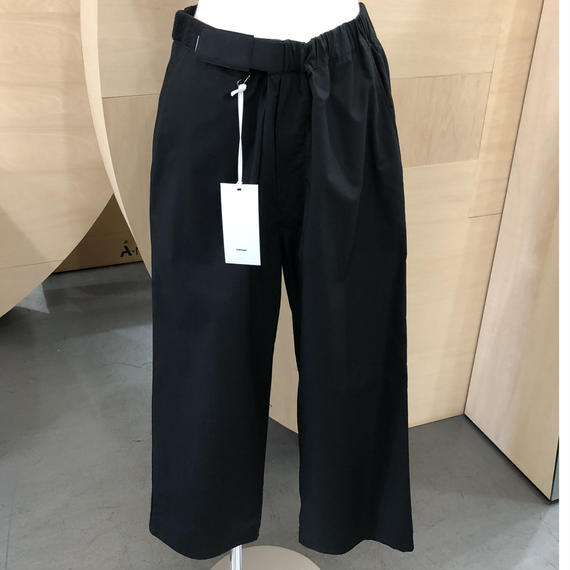 Graphpaper /  Typewriter Wide Cook Pant / GM181-40084B