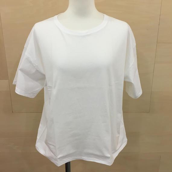 YAECA / 88020 / リラックス T シャツ (WHITE)