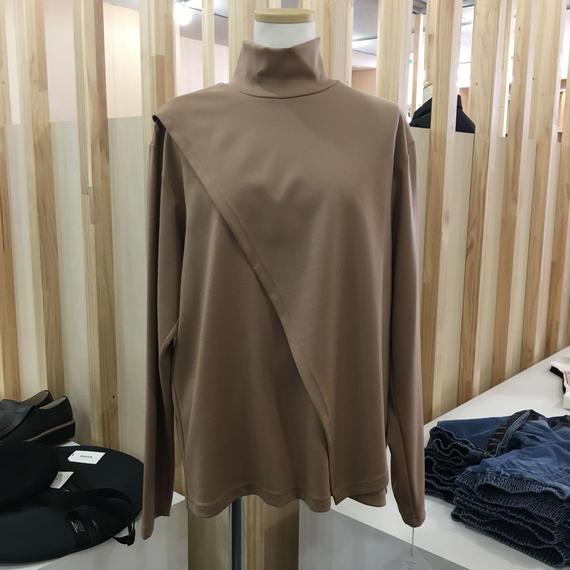 ETHOSENS / ハイネックTシャツ / E217-001