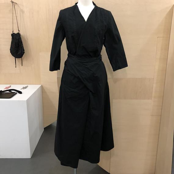 COSMIC WONDER / 07CW17147 / うみ羽衣の有機栽培四光衣 (BLACK)