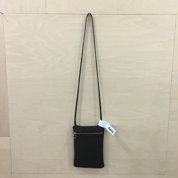 Aeta / DA07 / SHOULDER BAG (BLACK)