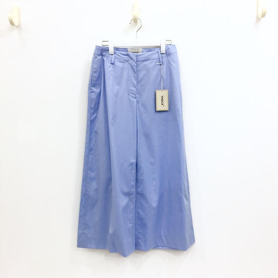 YAECA / ドレスパンツ ワイド / 166051