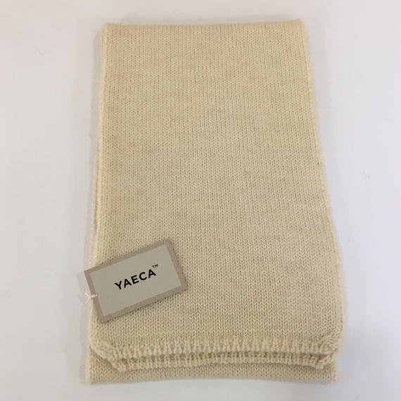 YAECA / 47954 / マフラー (NATURAL)