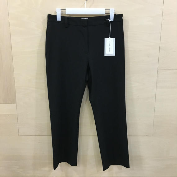YAECA / 08655 2 WAY PANTS パイプドステム (DARK GRAY)