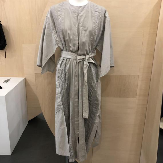 COSMIC WONDER / 07CW17148 / うみ羽衣の有機栽培綿四光衣 (LIGHT SUMIKURO)