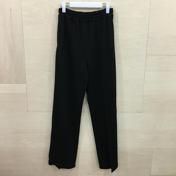 Graphpaper  / GL183 60031 / Jersey Track Pants (BLACK)