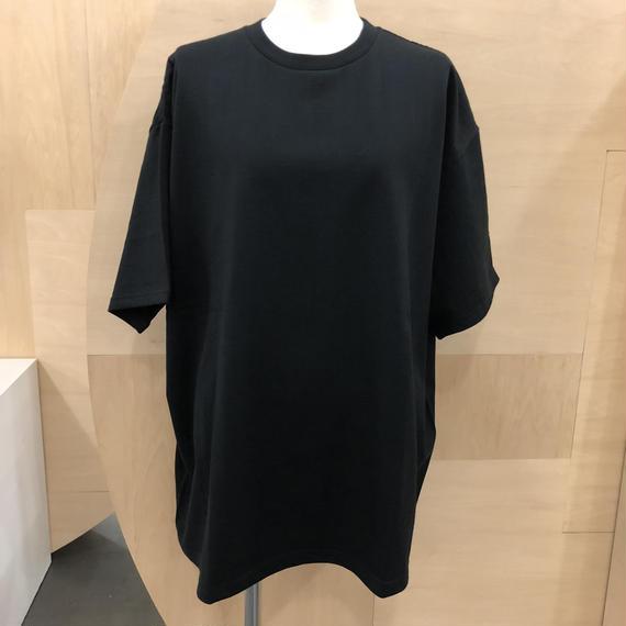 Graphpaper / GU181 70065B / S/S Oversized Tee (BLACK)