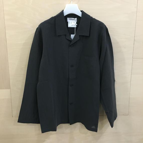 YAECA / 59902 / パジャマシャツ (C.GRAY)