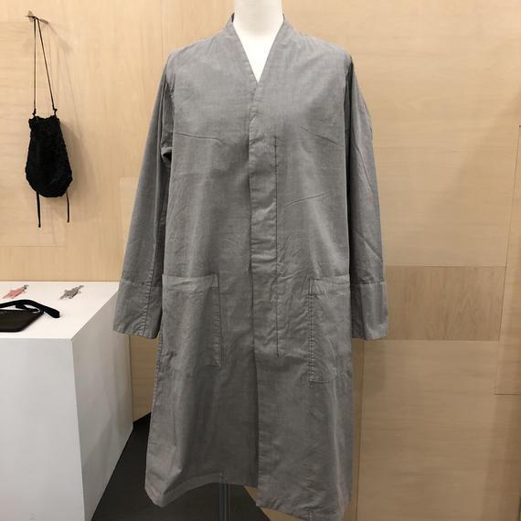 COSMIC WONDER / 07CW06044 / 有機栽培の羽織 (LIGHT SUMIKURO)