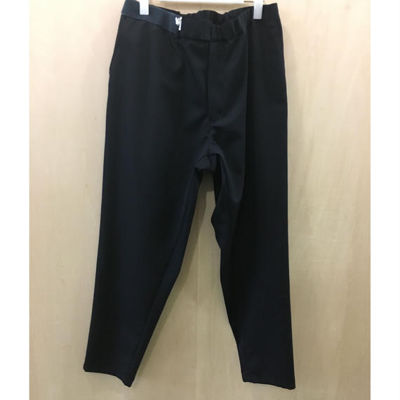 Graphpaper / Offscale Wool Cook Pant / GM173-4011B