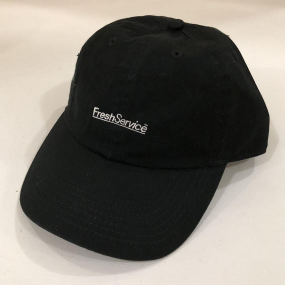 FreshService / FSW 18 AC 06 / CORPORATE CAP (BLACK)