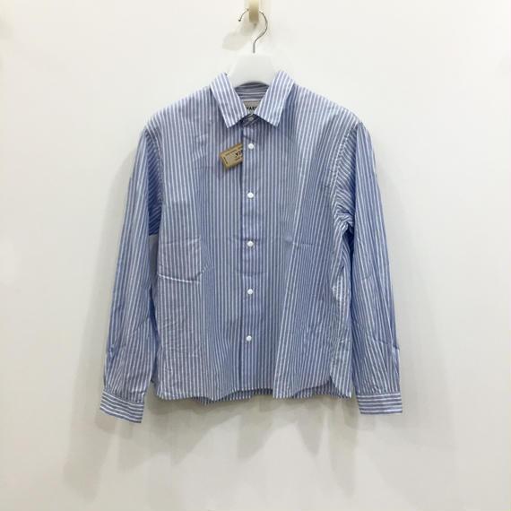 YAECA / コンフォートシャツ ワイドショート / 161202