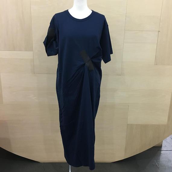 FACETASM / RB OP W10 / TAPE DRESS 2 (NAVY)