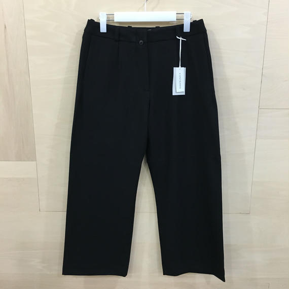 YAECA / 08653 2 WAY 2B JACKET SET UP PANTS  (BLACK)