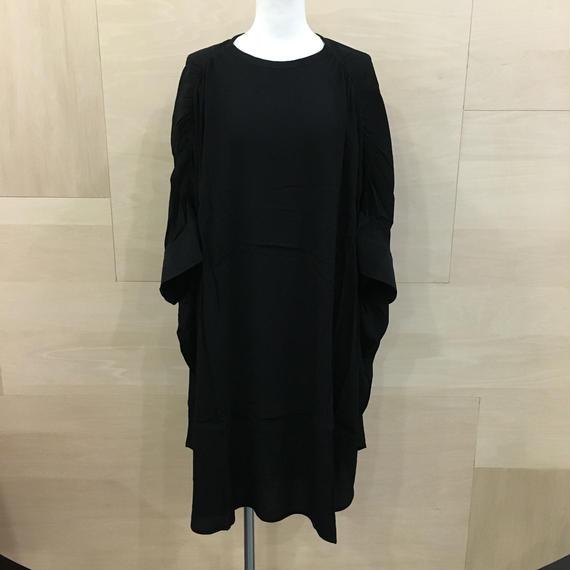 HENRIK VIBSKOV / PSS19 F306 / Renew Dress (BLACK)