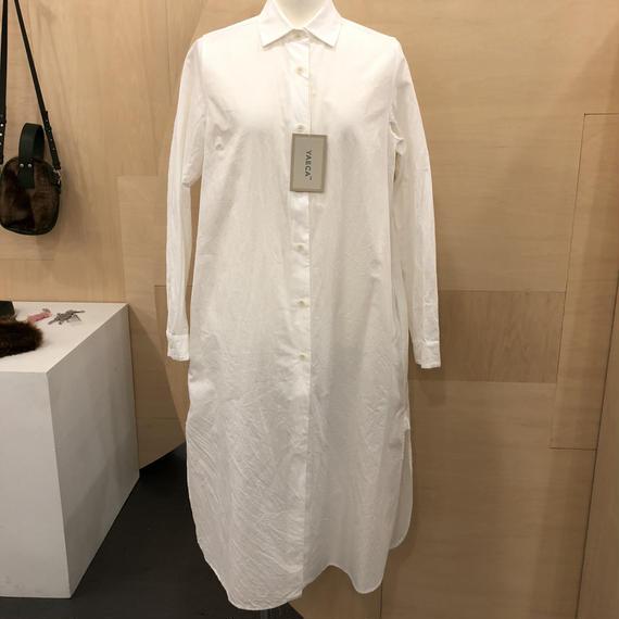 98104WHT ロングシャツ