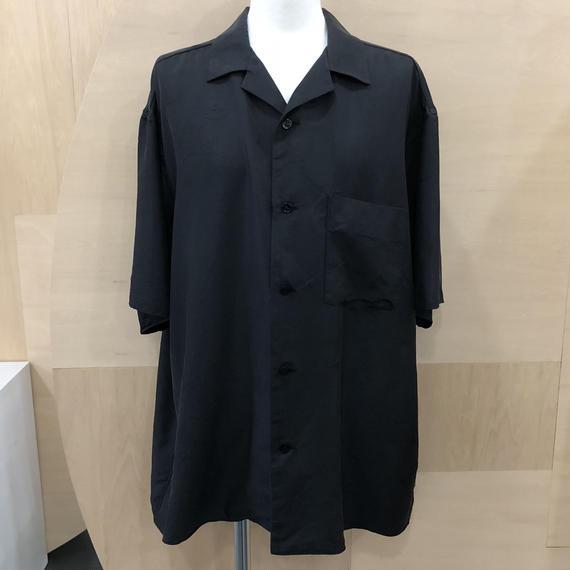 Graphpaper / Cupra Open-necked Shirt / GM181-50039