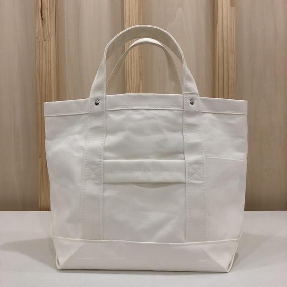 YAECA / 17951 ツールバッグ (S) (コットン/ナイロン) (ホワイト)