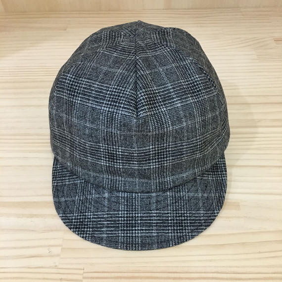 Nine Tailor / N 269 / Wanstead Cap (GRAY CHECK)
