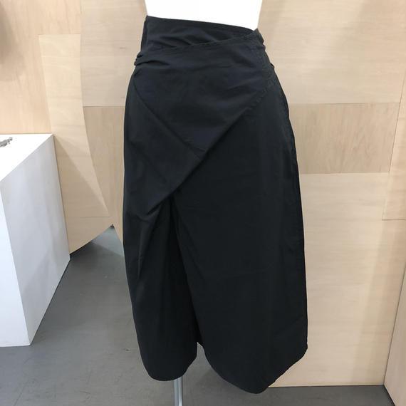 COSMIC WONDER / 07CW11057 / 有機栽培の巻衣 (BLACK)