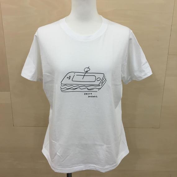 YAECA / 88009 / プリントTシャツ (SANDWICH)