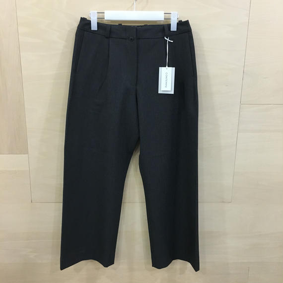 YAECA / 08653 2 WAY 2B JACKET SET UP PANTS (C.GRAY)