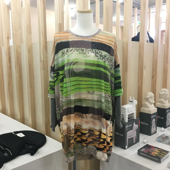 ohta / Tシャツ / 17aw-cs-01P