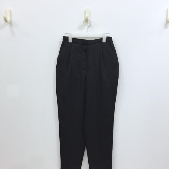 muller of yoshiokubo / TUCK PANTS / MLF16423